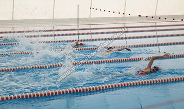 Fikret Ünlü Olimpik Yüzme Havuzu